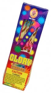 144pc Morning Glory Sparklers