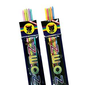 10 Pack Japanese Neon Sparklers