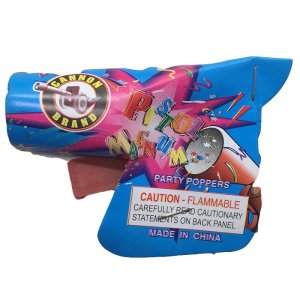 36pc Magnum Pistol Party Poppers
