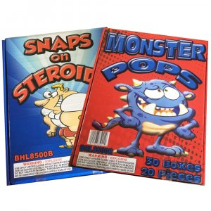 1 Box Pack Adult Snaps - 20 Snaps Per Box