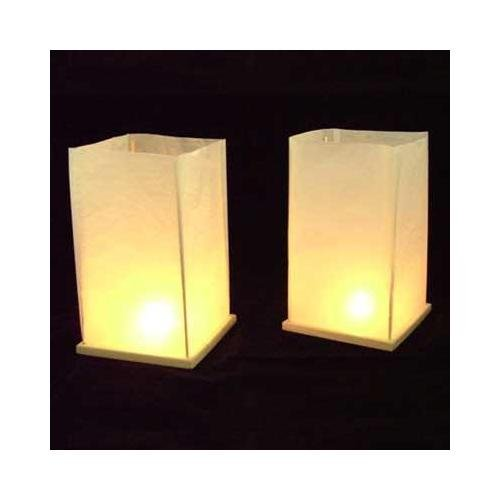 2 Pack Candle Table Lantern
