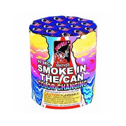 1pc Smoke in a Can
