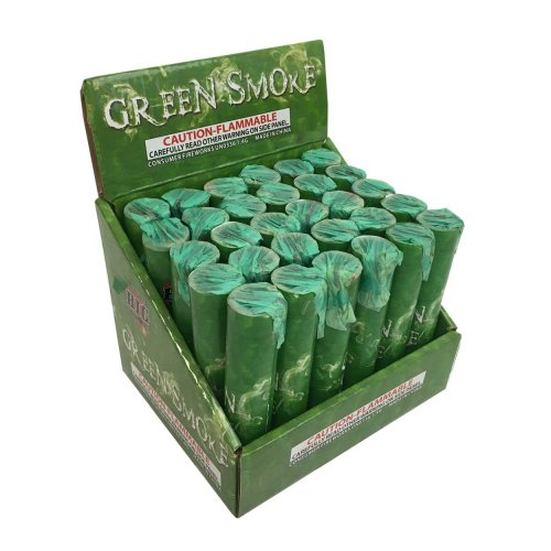 1pc Green Smoke Bomb