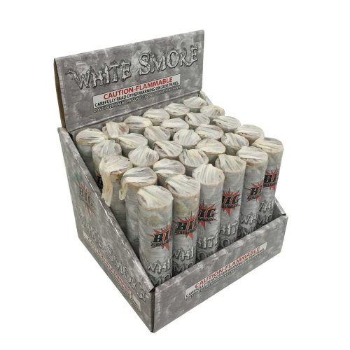 1pc White Smoke Bomb