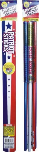 3 Pc Patriot Sticks